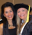 Dr. RoseMary Cairo and Dr. Jacqueleen Kolessar