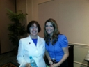 Dr. Jane Myers with Dr. Laura Shannonhouse