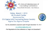 Annual Professional Conference (CEU Credits offered)