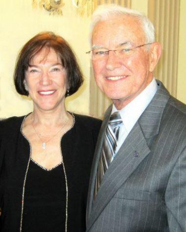Jane Myers & Tom Sweeney
