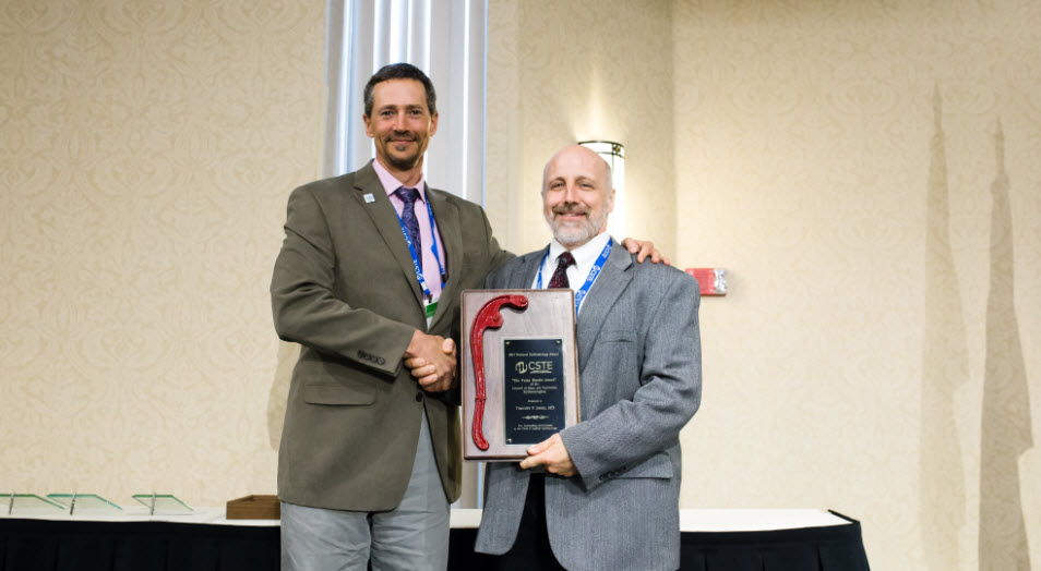 Pumphandle Awards Council Of State And Territorial Epidemiologists