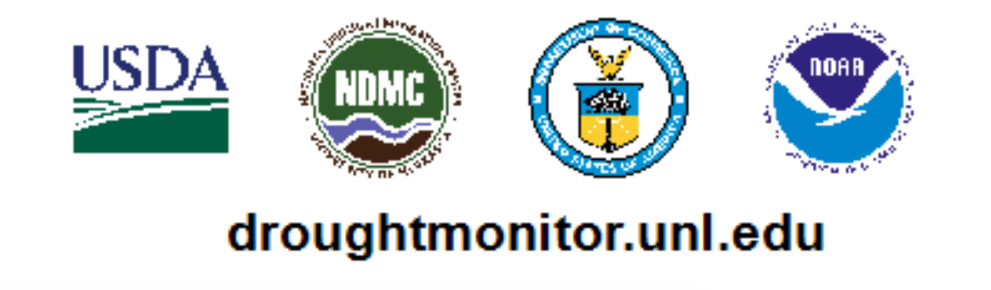 Drought Monitor Footer