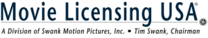 Movie Licensing USA logo