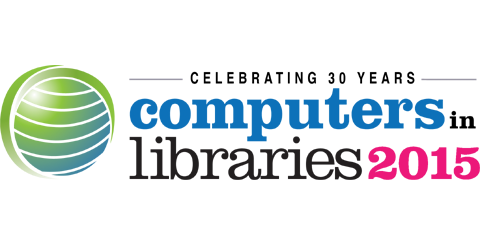 Computers in Libraries 2015 logo