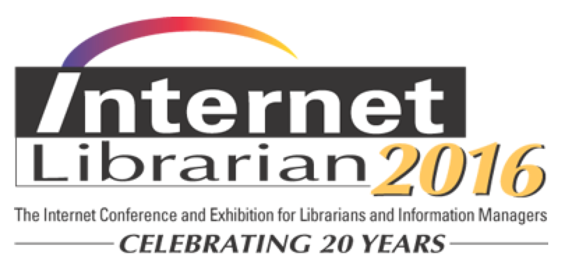 Internet Librarian logo 2016