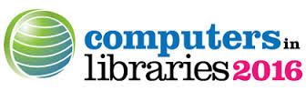 Computers in Libraries 2016 logo