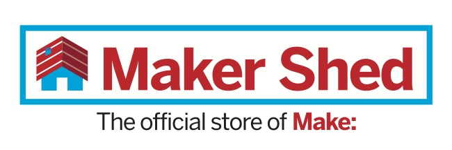 Maker Shed logo