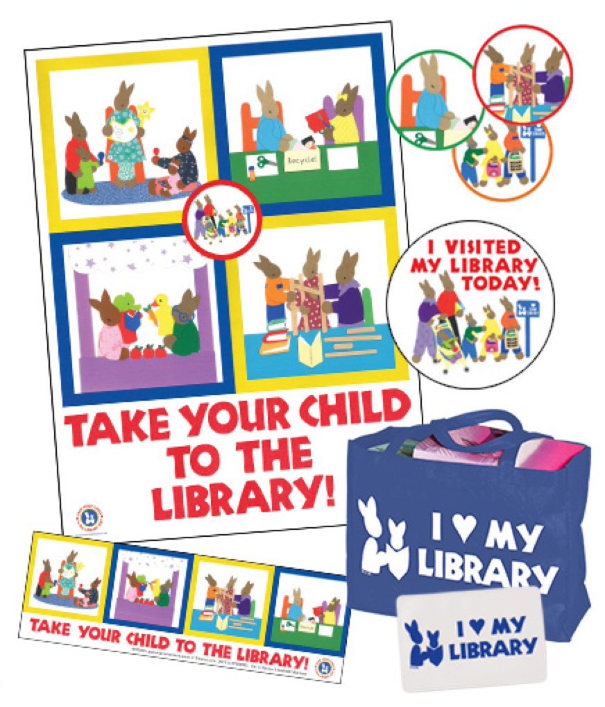 Take Your Child to the Library products