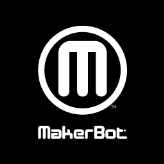 Makerbot logo stacked