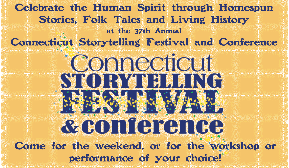 CT Storytelling Festival graphic
