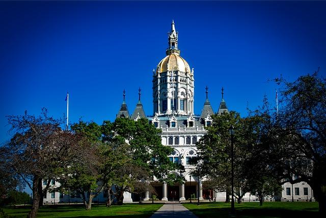 Capitol building Hartford