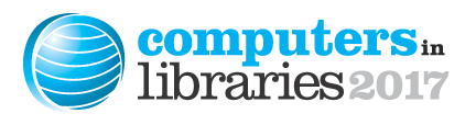 Computers in Libraries logo 2017