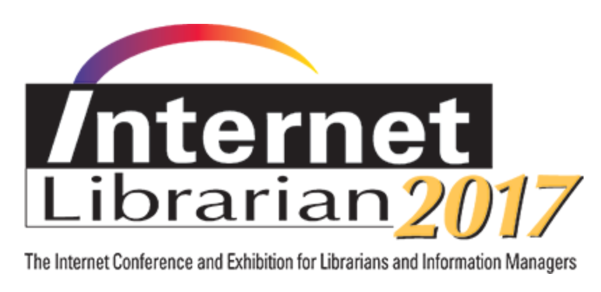 Internet Librarian 2016 logo
