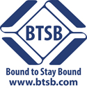 Bound to Stay Bound Books logo