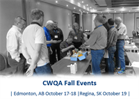 Regina: CWQA Fall Training