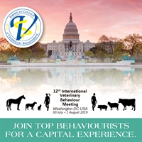 2019 International Veterinary Behaviour Meeting (IVBM)