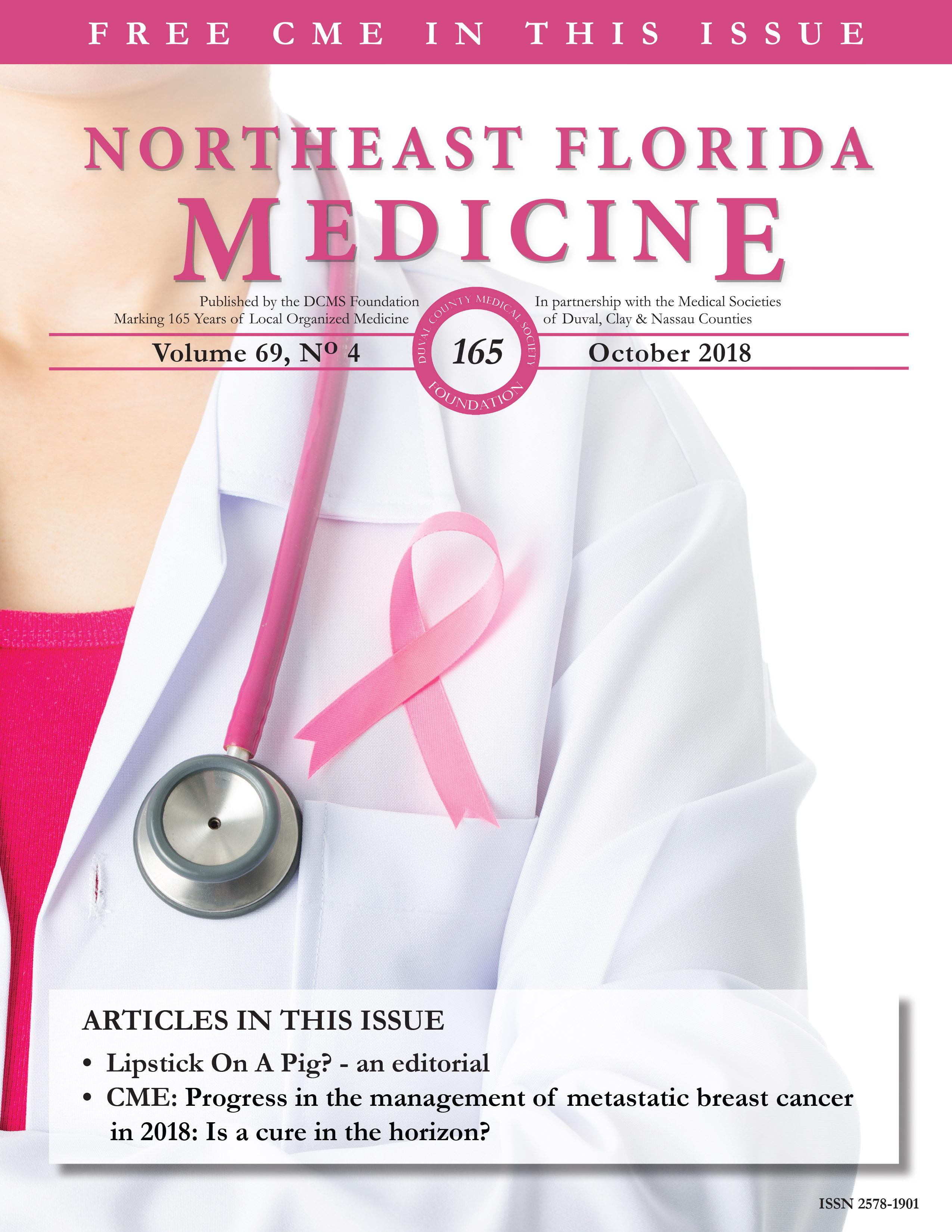 Northeast Florida Medicine - Duval County Medical Society