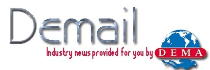 DEMAIL:  Industry news provided for you by DEMA