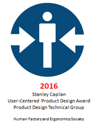 Stanley Caplan User-Centered Product Design Award