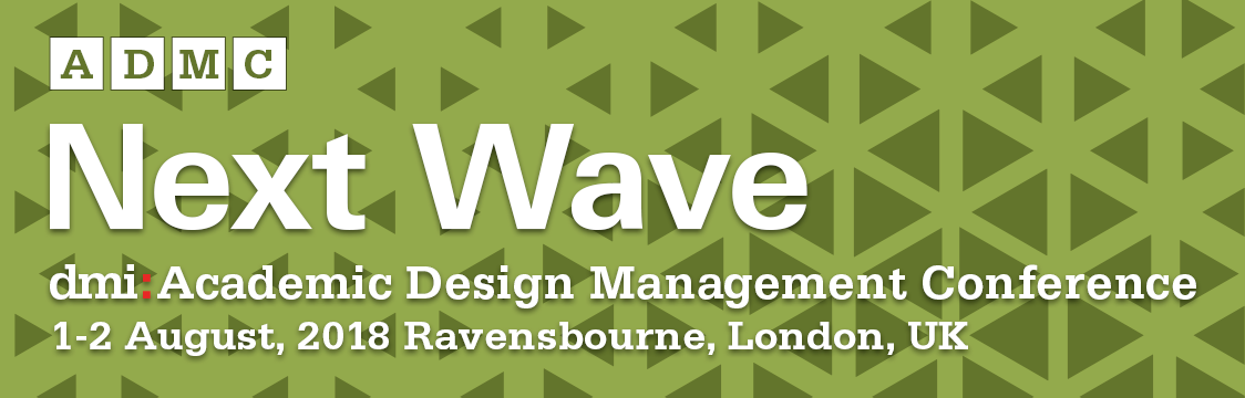dmi:Academic Design Management Conference: Next Wave