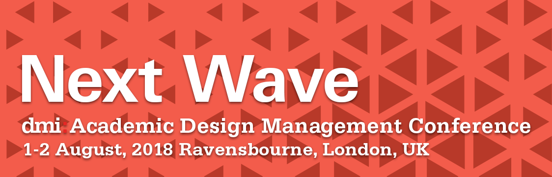 dmi:Academic Design Management Conference: Next Wave