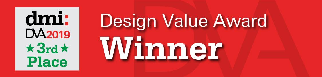 dmi:Design Value Award Winner
