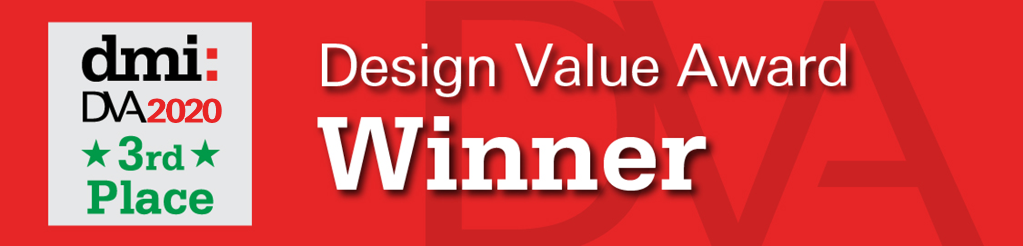 dmi:Design Value Award Winner