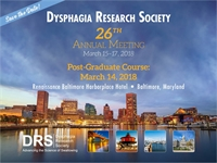 DRS 2018 Annual Meeting Registration