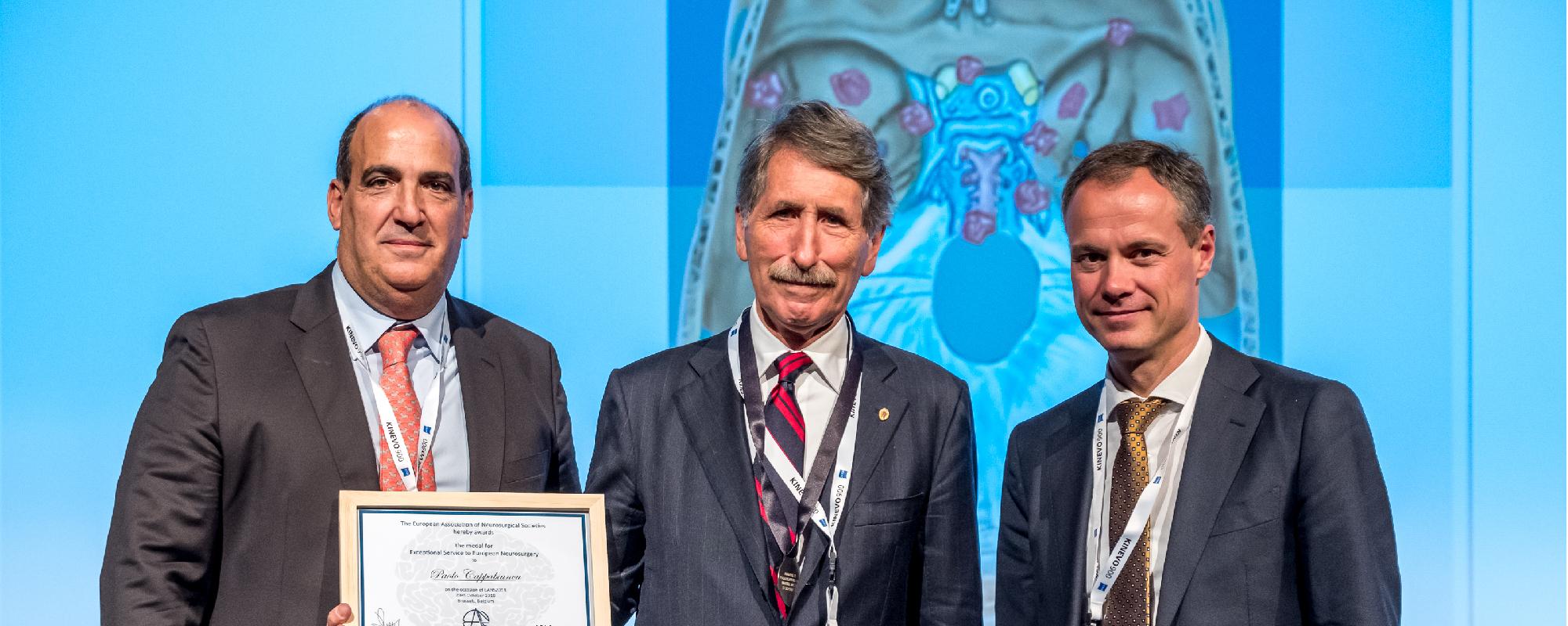 European Association of Neurosurgical Societies