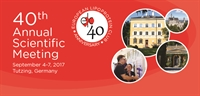 Abstract submission for the 40th Annual Scientific ELC meeting opens!