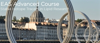 EAS Advanced Course in Stable Isotope Tracers in Lipid Research