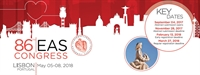 EAS 2018 Congress in Lisbon, Portugal May 05-08