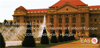 EAS Advanced Course on FH - Familial Hypercholesterolaemia in Eastern Europe