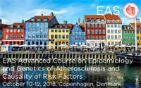 EAS Advanced Course on Epidemiology and Genetics of Atherosclerosis and Causality of Risk Factors