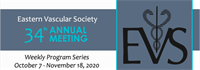 2020 Annual Meeting - Weekly Webinar Program Series - PAD