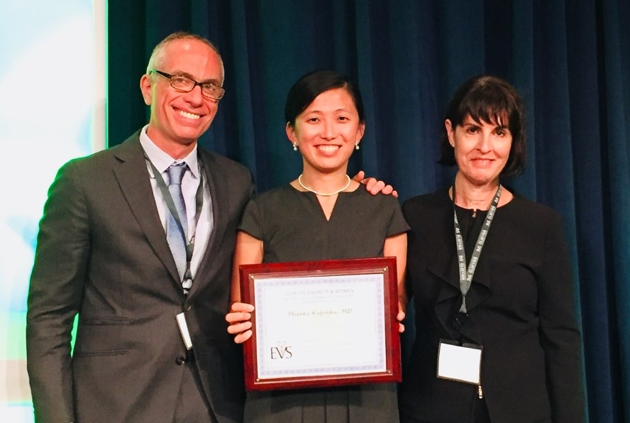 2018 Diversity Leadership Development Grant Awardee Dr. Kiguchi