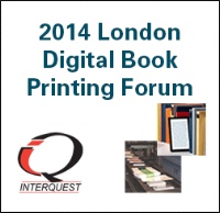 2014 London Digital Book Printing Forum