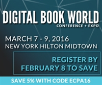 2016 Digital Book World Conference & Expo