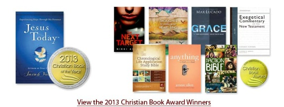Christian Book Award winners