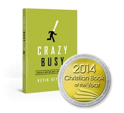 2014 winner: Crazy Busy