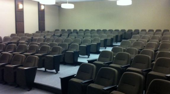 Ingram executive auditorium