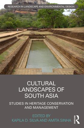 Cultural Landscapes of South Asia book cover