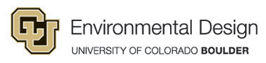 Univeristy of Colorado Boulder - Department of Environmental Design