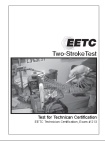 Two Stroke Certification Test - Standard Pricing
