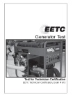 Generator Certification Test - Standard Pricing