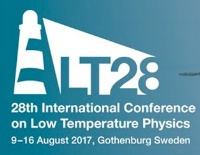 Conference / Low Temperatures : the 28th Conference on Low Temperature Physics LT28