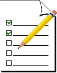 Checklist - graphic