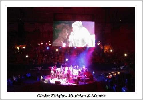 Gladys Knight - Concert - photo