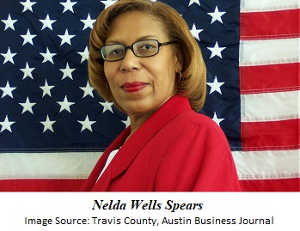 Nelda Wells Spears - photo