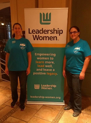 Leadership Woman - banner